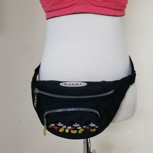 Disney store Mickey Mouse funny Bag waist Bag